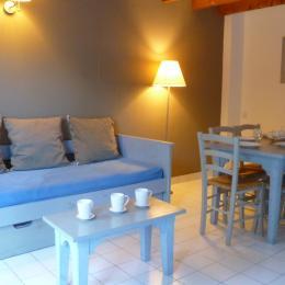 salon séjour - Location de vacances - Bénodet