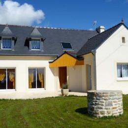maison avec terrasse et grand jardin - Location de vacances - Plouhinec