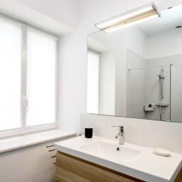 Etage: Chambre 2 avec lit 160 - Location de vacances - Roscoff