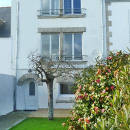 Maison sur 2 étages avec jardin clos - Location de vacances - Treffiagat