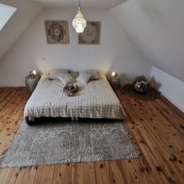 chambre 1 - Location de vacances - Penmarc'h