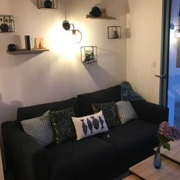 Salon  - Location de vacances - Landéda