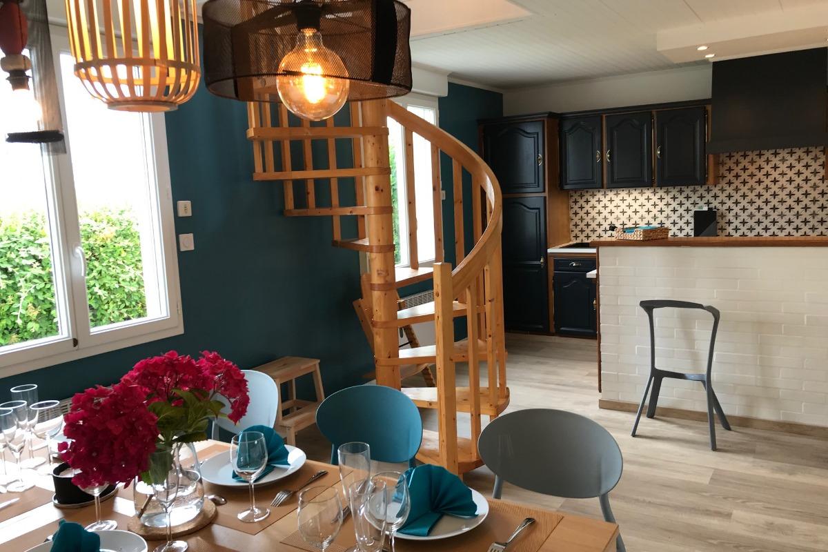 le port rive droite - Location de vacances - Clohars-Carnoët