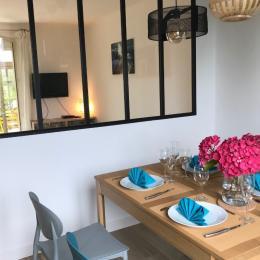 vue de la ria à 50 mètres de la maison - Location de vacances - Clohars-Carnoët
