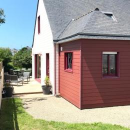 Gite Les Prunelliers - Location de vacances - Le Conquet