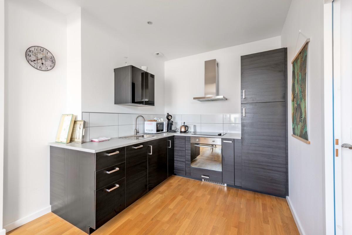 Salon - Location de vacances - Le Conquet