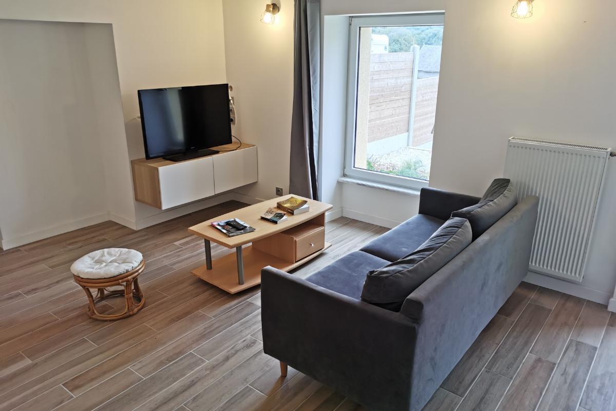 Salon  - Location de vacances - Telgruc-sur-Mer