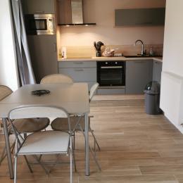 Cuisine / salle à manger - Location de vacances - Telgruc-sur-Mer