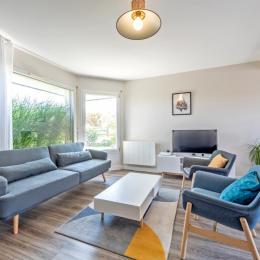 Salle à manger - Location de vacances - Plouarzel