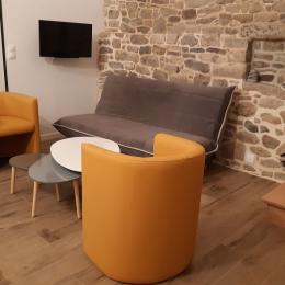 Salon  - Location de vacances - Saint-Renan