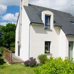 Devanture de la maison - Location de vacances - Pont-Aven