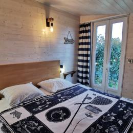 Chambre avec lit 160 - Chambre d'hôtes - Camaret-sur-Mer