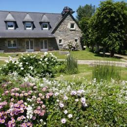 Extérieur de la maison avec allée - Location de vacances - Sainte-Sève