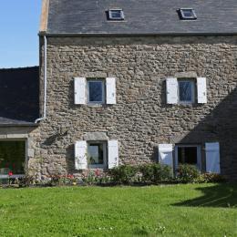 Extérieur de la maison  - Location de vacances - Ploudalmézeau