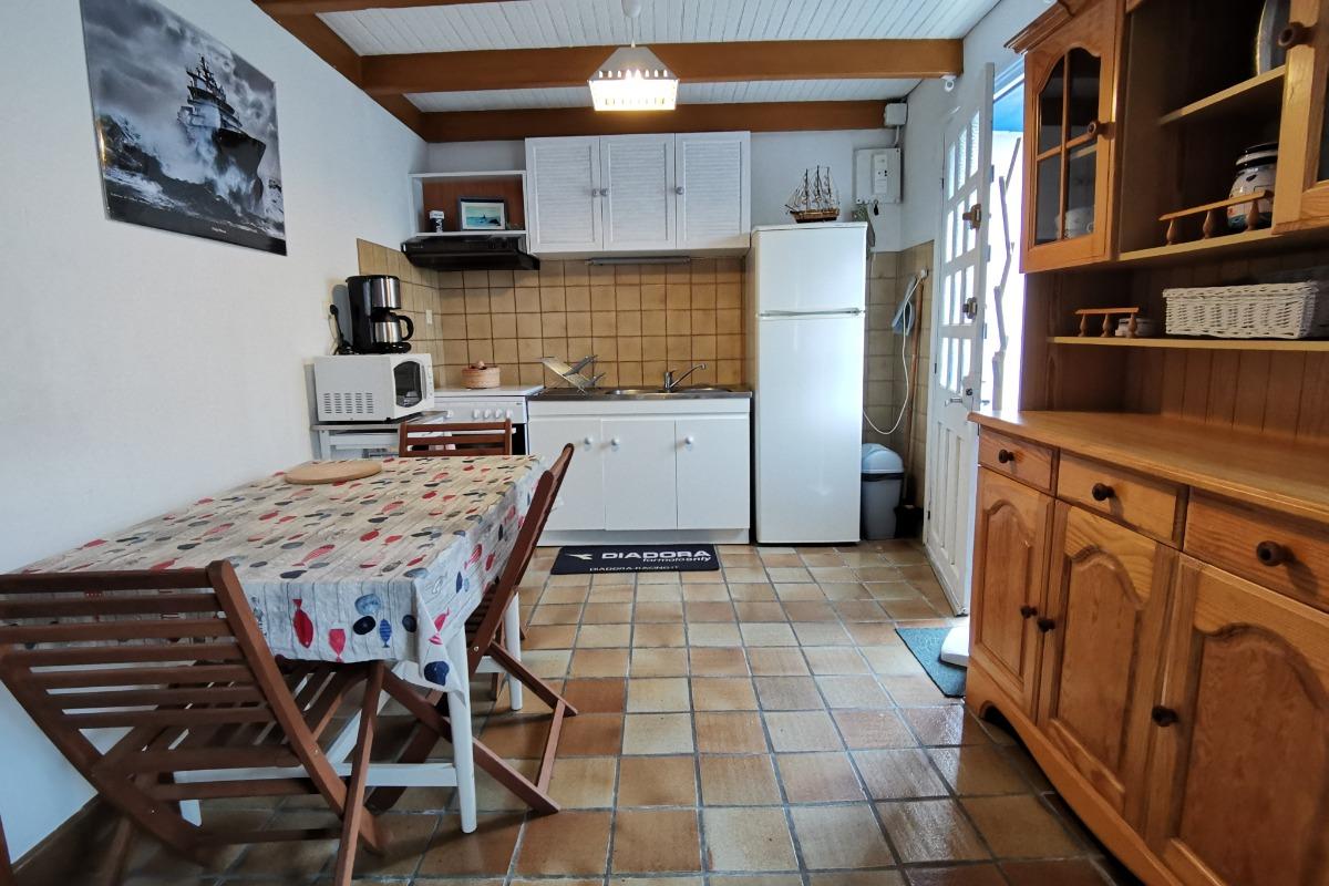 Salon  - Location de vacances - Guilvinec