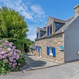 Extérieur de la maison  - Location de vacances - Lampaul-Plouarzel