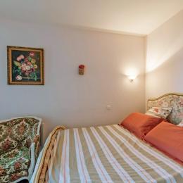 Chambre avec lit 140 - Location de vacances - Plouhinec