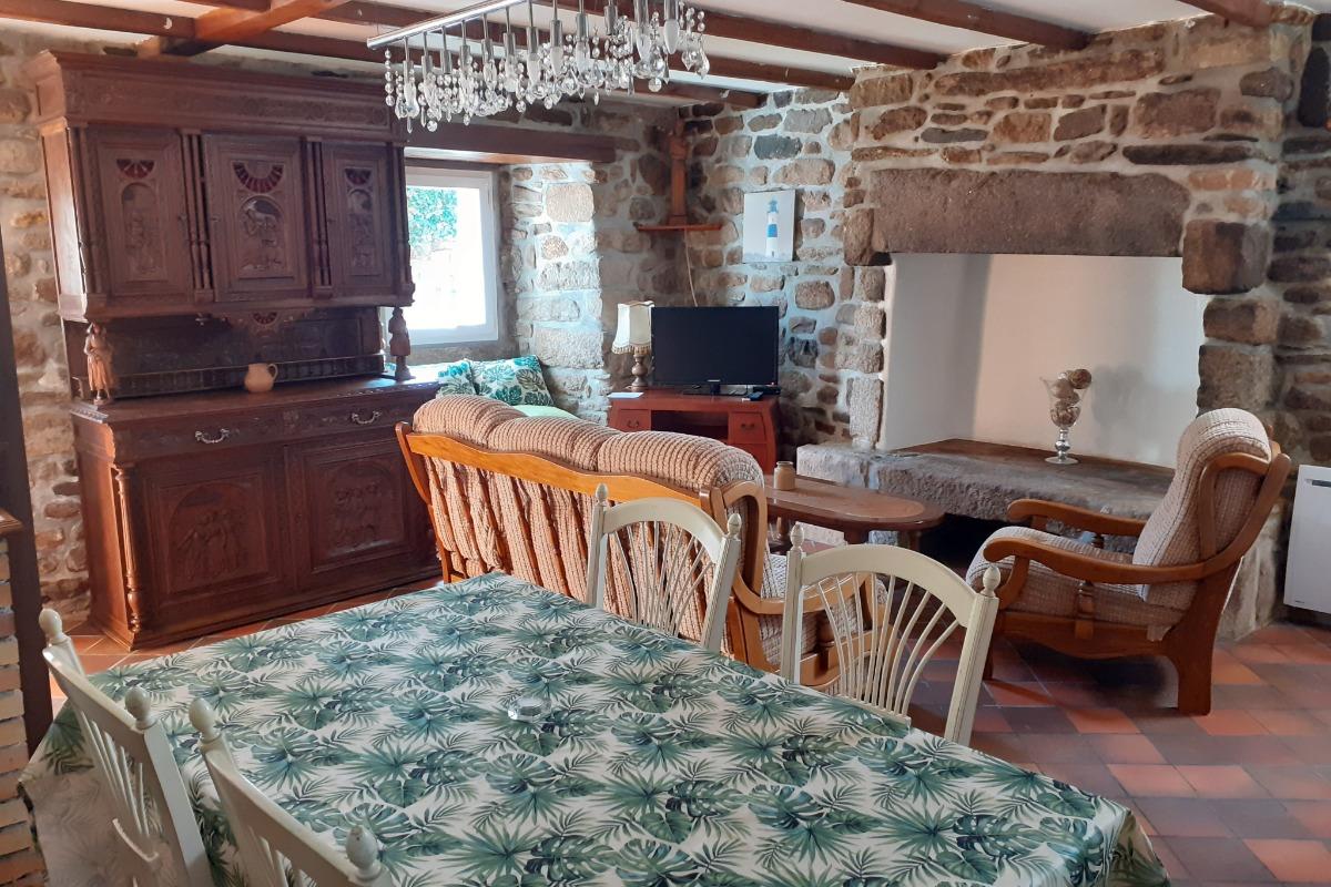salon - Location de vacances - Plouarzel