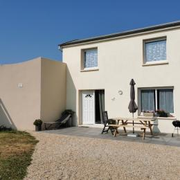 Maison avec jardin et parking privatifs et clos - Location de vacances - Saint-Pabu