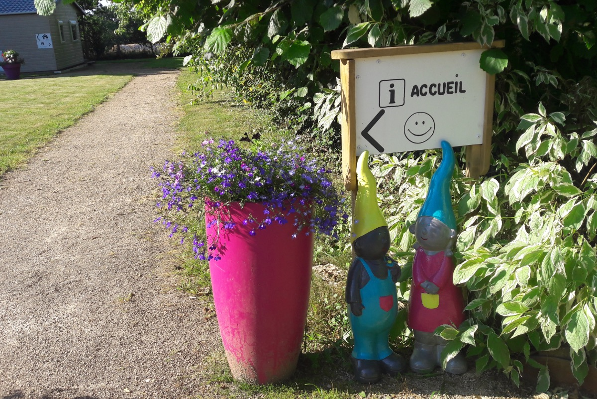 Accueil. - Location de vacances - Plabennec