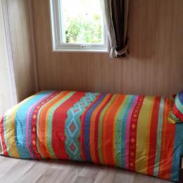 Chambre enfants ( 2 lits 0,90) - Location de vacances - Plabennec