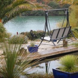 LE SPA, LE BASSIN, LA MER - Location de vacances - Sibiril