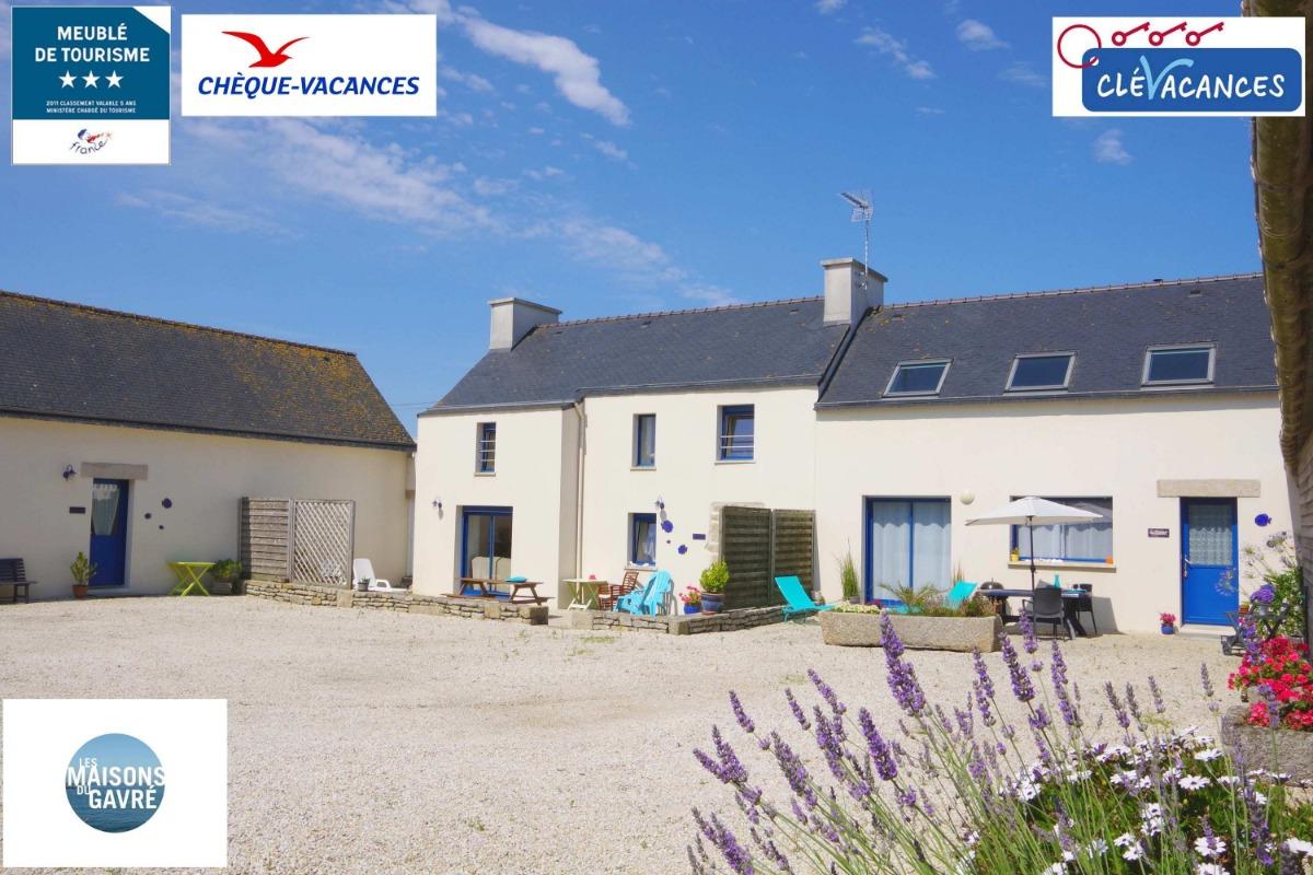 coin salon - Location de vacances - Plouguerneau