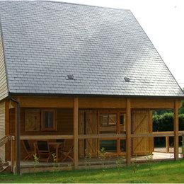 Chalets de la Besbre proche du Pal en Auvergne - Location de vacances - Jaligny-sur-Besbre