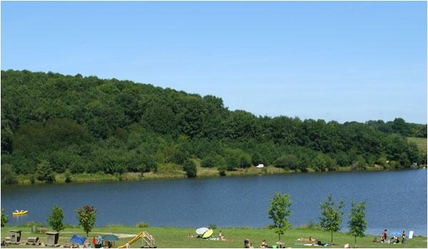 Chalets du camping de la Borde - Location de vacances - Vieure