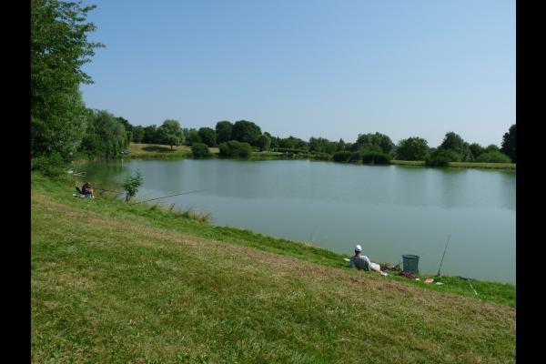 Chalets Le Pontillard Auvergne Allier Bellenaves Etang de pêche sur place - Location de vacances - Bellenaves