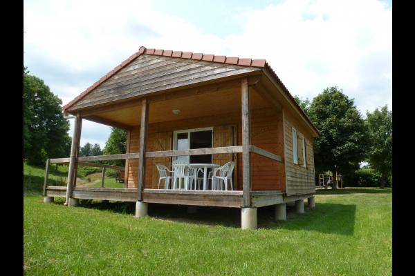 Chalets Le Pontillard Auvergne Allier Bellenaves - Location de vacances - Bellenaves