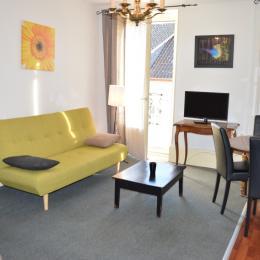 Résidence du Rhône et des Thermes - Appartement n°19 location de meublés thermaux à Néris-les-Bains - Location de vacances - Néris-les-Bains
