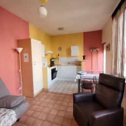 Résidence La Clé des Sources - Appartement n°3, location meublée thermale à Néris-les-Bains - Location de vacances - Néris-les-Bains