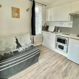 Chalets du camping de la Borde en Auvergne au cœur de l'Allier à Vieure - Location de vacances - Vieure