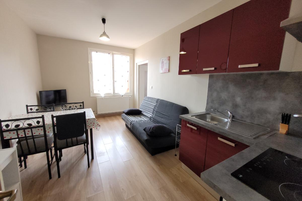 Résidence La Clé des Sources - Appartement n°23, location meublée thermale à Néris-les-Bains - Location de vacances - Néris-les-Bains
