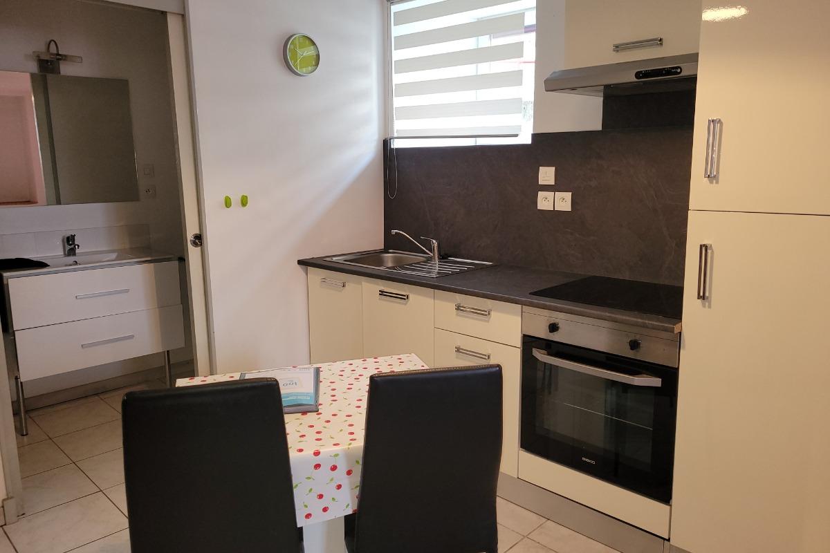 Résidence La Clé des Sources - Appartement n°30, location meublée thermale à Néris-les-Bains - Location de vacances - Néris-les-Bains