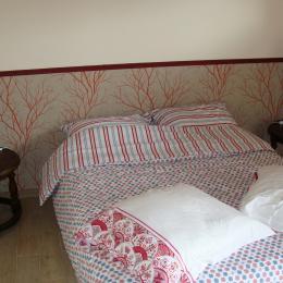 Gîte Les Tissiers Gannay-S/Loire chambre 1 - Location de vacances - Gannay-sur-Loire
