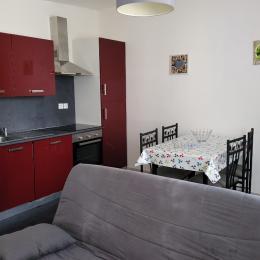 Résidence La Clé des Sources - Appartement n°28, location meublée thermale à Néris-les-Bains - Location de vacances - Néris-les-Bains