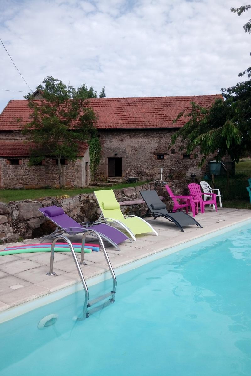 Gîte  Le Faisan - Domaine Les Meuniers Auvergne - Location de vacances - Malicorne
