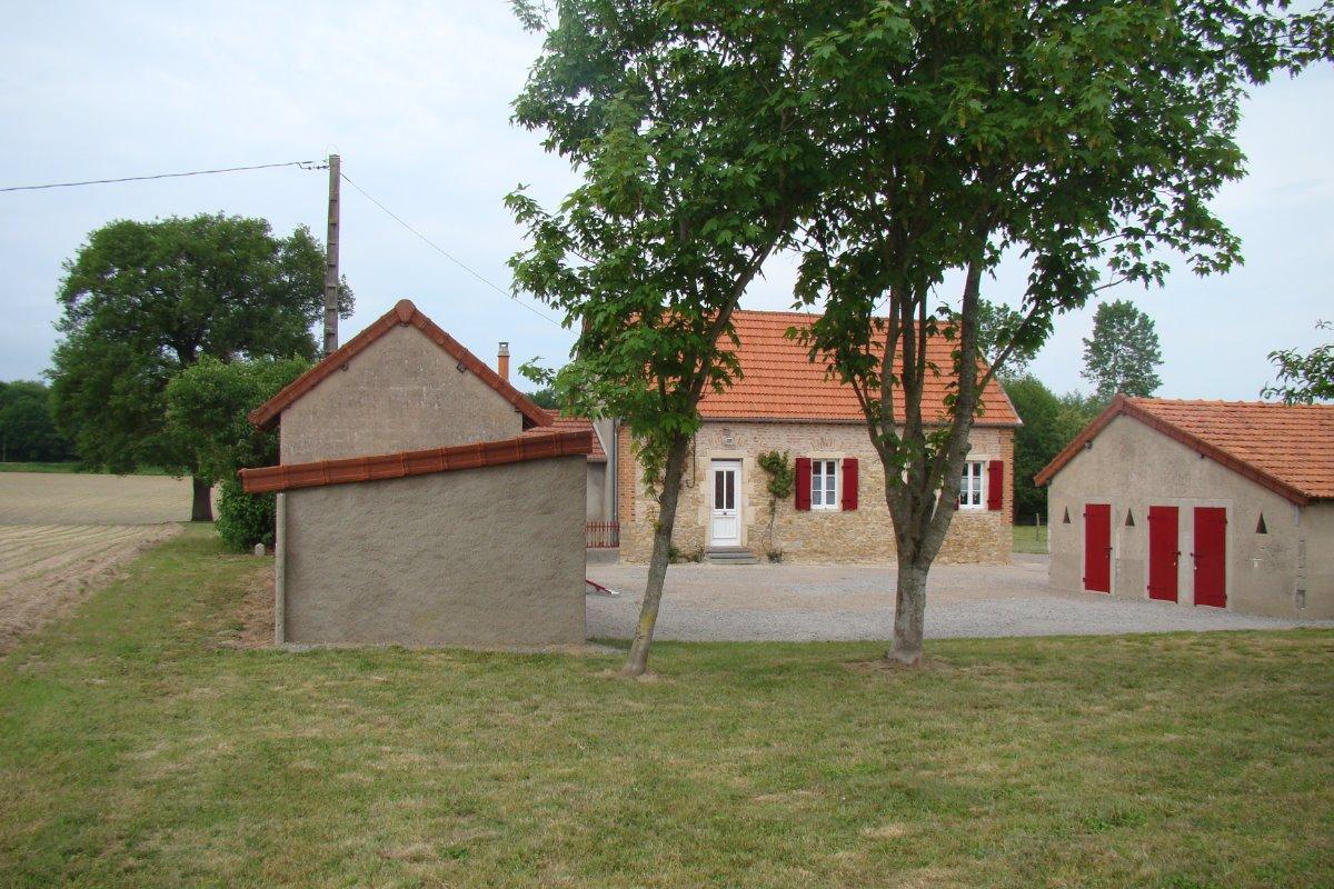 - Location de vacances - Paray-le-Frésil