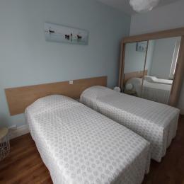 Chambre 2 - Location de vacances - Néris-les-Bains