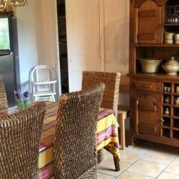 Auvergne Allier Sioule La Petite Maison de Péraclos - Location de vacances - Chouvigny