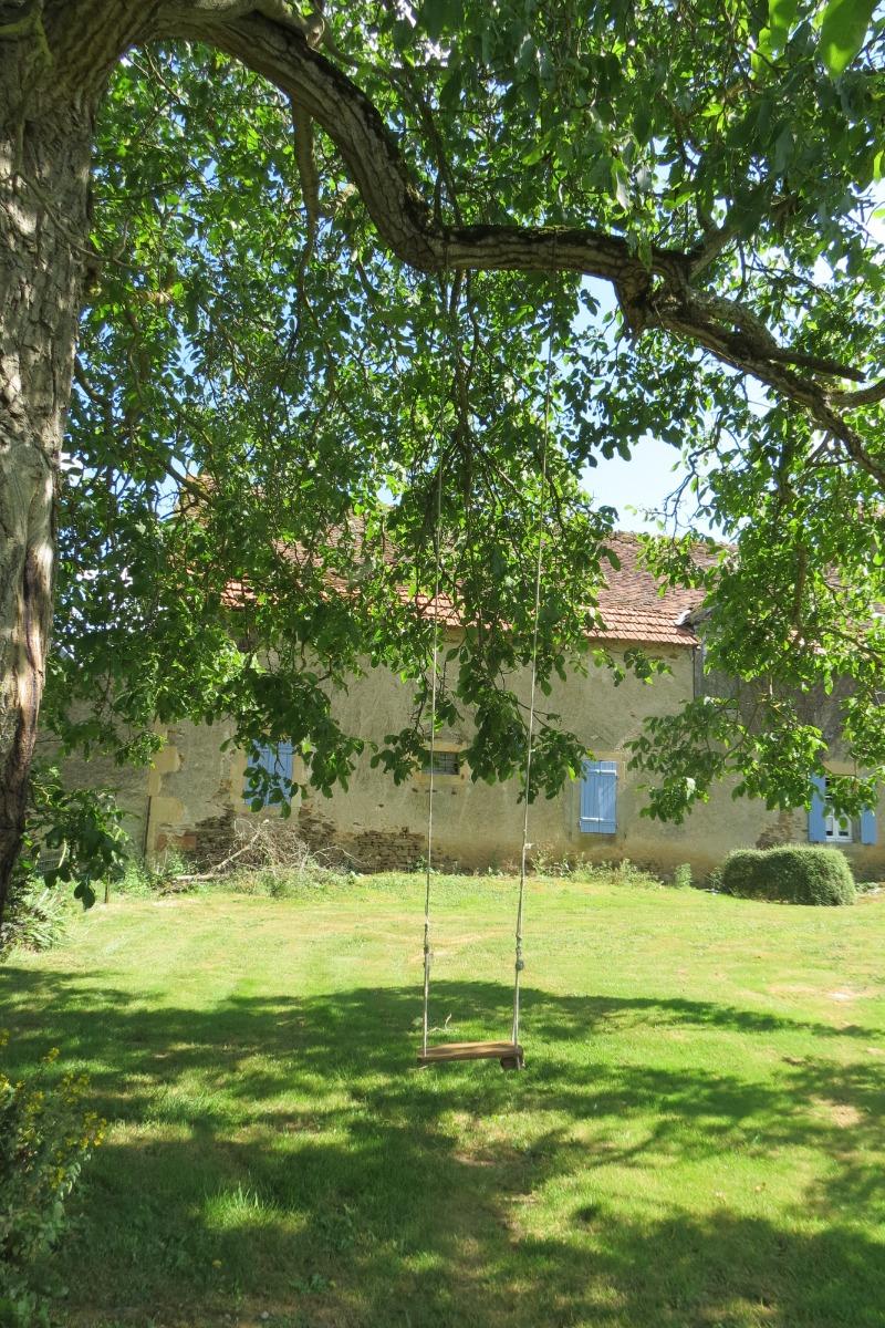Gîte La Cabrette Charmant gîte au cœur de la nature aux confins du Berry et de l'Auvergne - Location de vacances - Saint-Éloy-d'Allier