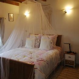 La chambre romantique et authentique - Location de vacances - Toulon-sur-Allier