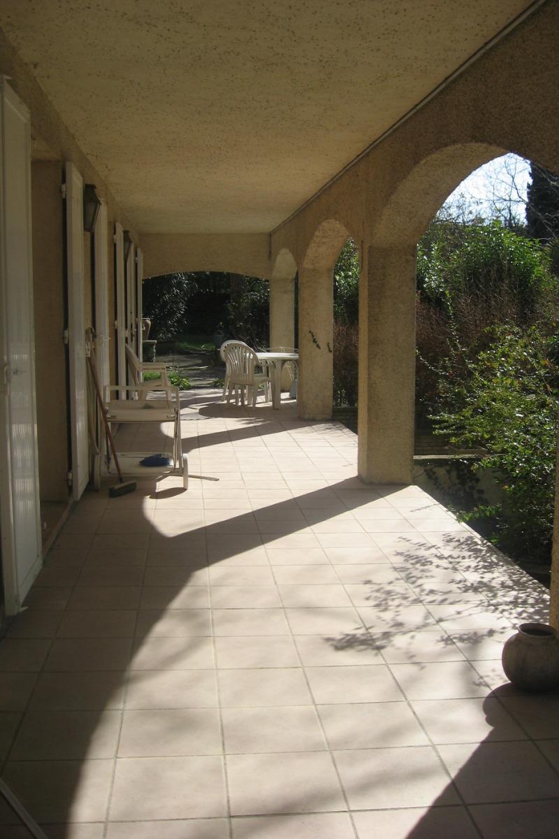 Terrasse - Location de vacances - Nîmes