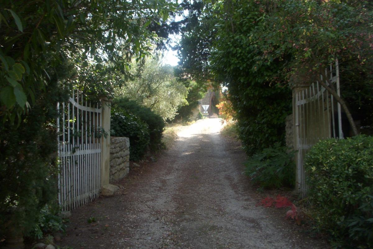 Portail d'entrée - Location de vacances - Saint-Julien-de-Peyrolas