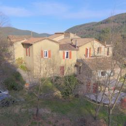 Vue génèrale - Location de vacances - Saint-Jean-du-Gard