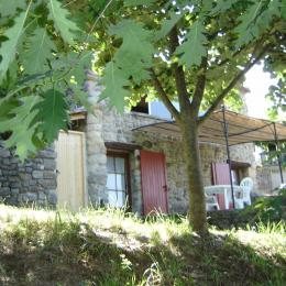 A l'ombre des arbres - Location de vacances - Saint-Jean-du-Gard