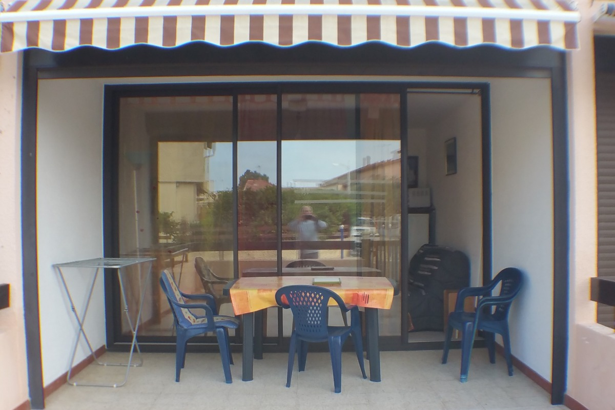 Terrasse  - Location de vacances - Le Grau-du-Roi