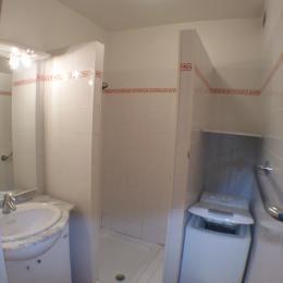 Salle de bain - Location de vacances - Le Grau-du-Roi